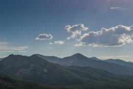 Sawtooth Mountains, Idaho © Kyler Michaelson