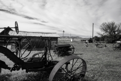 Chesterfield, Idaho farm equipment