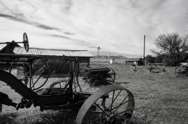 Chesterfield, Idaho farm equipment