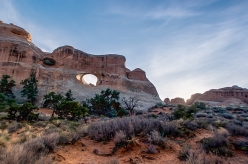 Hdr shot at Tunnel Arch