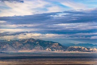This image represents the view seen from Isolation Summit. When one seeks the refuge of isolation this is the reward.