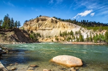 This is why its called Yellowstone